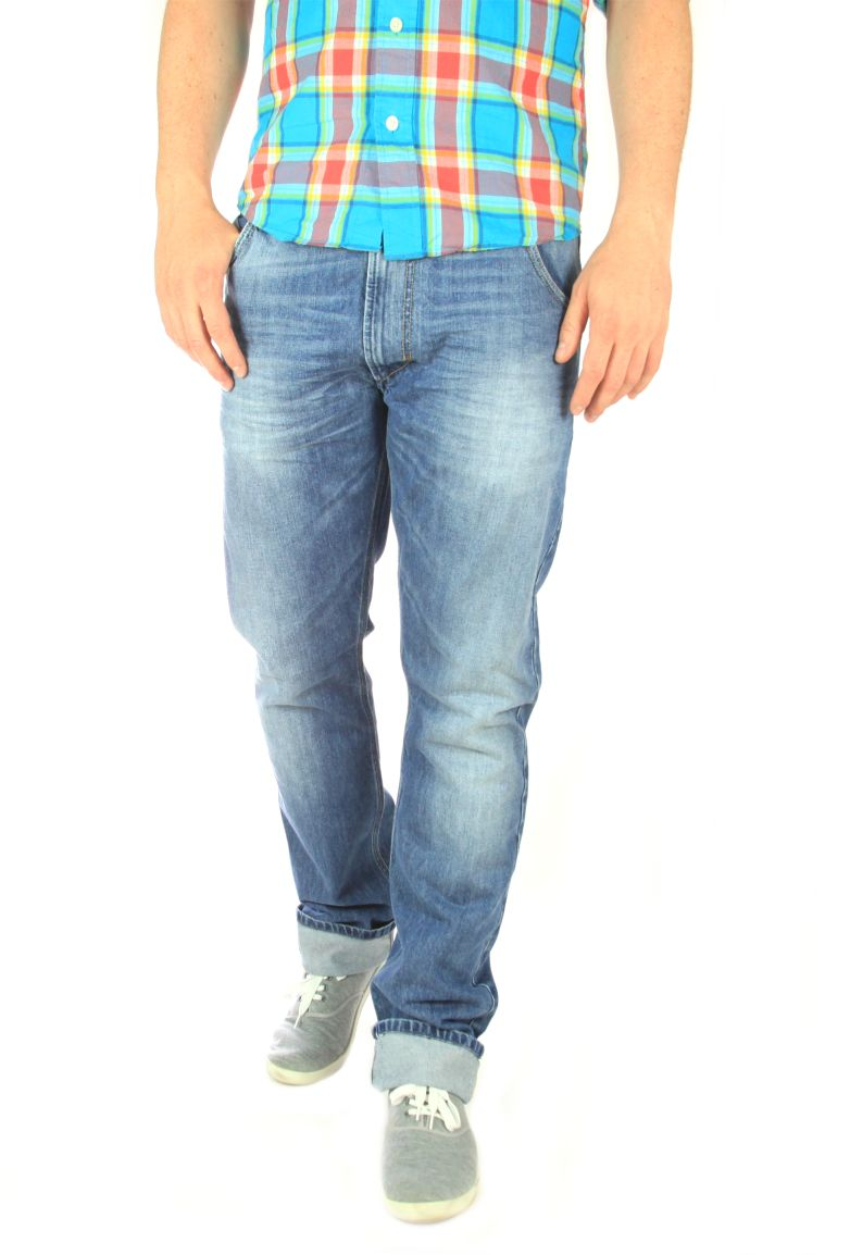 diesel jeans krooley or813 herren hose m nner gr w32 l32 denim bluejeans ebay. Black Bedroom Furniture Sets. Home Design Ideas
