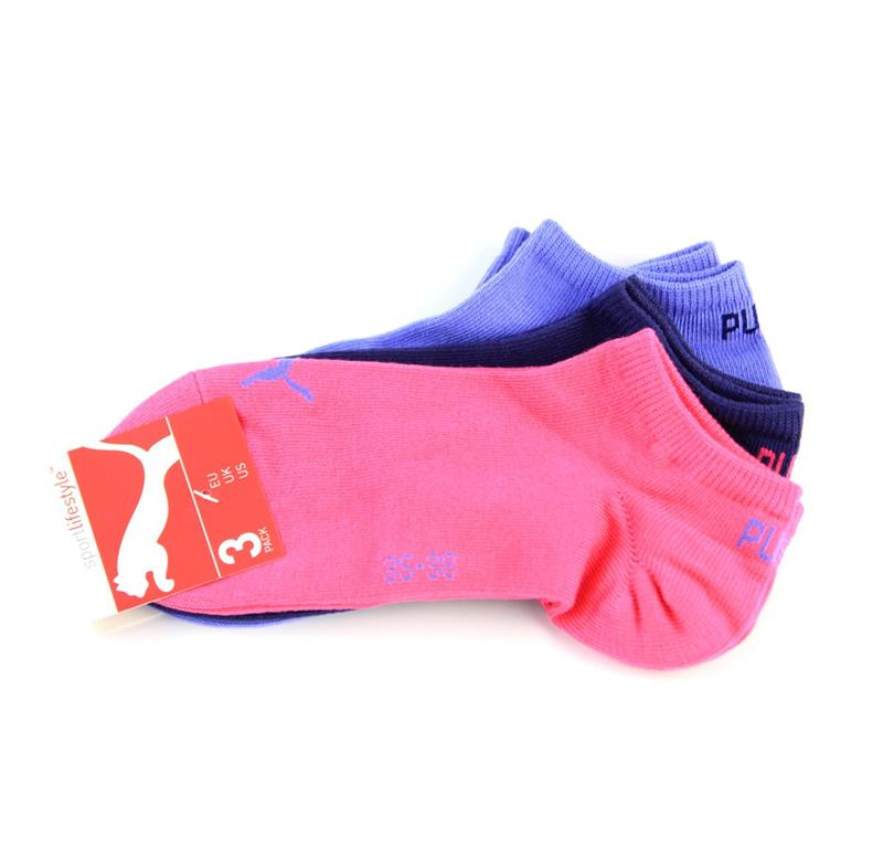 puma invisible sneaker socks 3 pack unisex ankle socks ebay. Black Bedroom Furniture Sets. Home Design Ideas