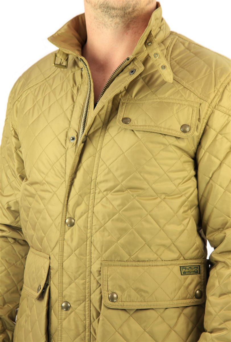 about ralph lauren steppjacke cadwell quilted herren men winterjacke. Black Bedroom Furniture Sets. Home Design Ideas